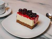 Torta cheesecake (porción)