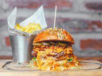 Red Hot burger