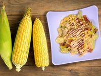 Kernel corn de pollo maicitos
