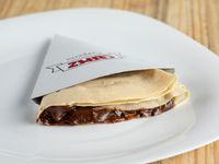 Crepe de chocolate