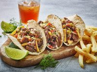 Combo Tacos Carnales