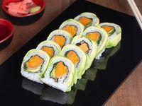 Vegan kachi roll