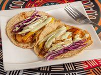 Tacos de Camarón con Tamarindo
