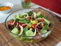 Ensalada Mediterránea vegetariana