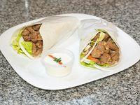 Shawarma de cordero (2 unidades)