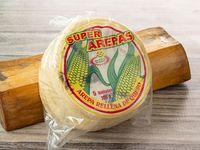 Paquete de arepas rellena de queso x 5 unidades