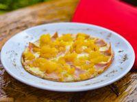 Pizza Personal + Porción Croquetas Yuca + Gaseosa 400 ml