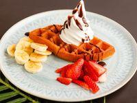Waffle Dulce Grande