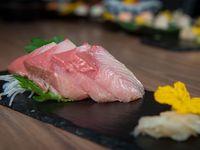Sashimi hamachi (4 unidades)