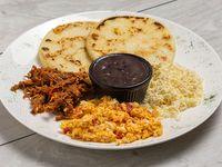 Desayuno venezolano tradicional