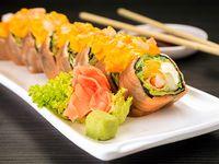 Spacy tempura roll