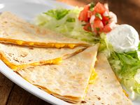Quesadilla Totally Cheesy