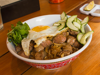 Bo lu lac (comida vietnamita)