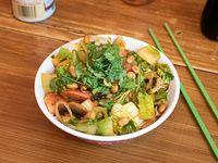 Saigon's bowl (comida vietnamita)