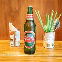Cerveza china Tsingtao 660 ml