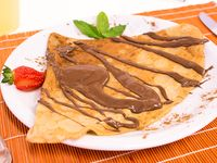 Crêpe de Nutella