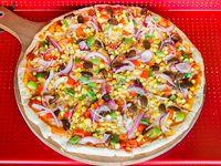 Pizza Ricitos de Oro