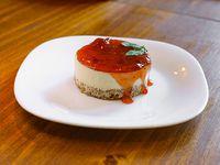 Cheesecake para diabéticos