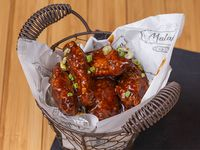 Buffalo wings (8 unidades)