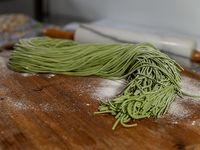 Tallarines de espinaca 500 g
