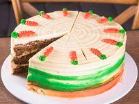 Torta carrot (porción)
