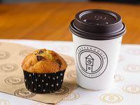 Combo - Latte + muffin