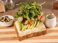 Sándwich natural