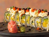 Ebisu Roll (Rollo Ganador Sushi Master 2018)