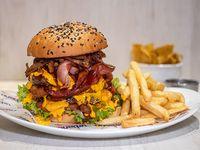 Thunder burger triple