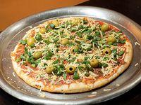 Pizza grande pizzaiolla