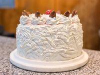 Torta morango (12 porciones)