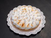 Pie de limón familiar (6 porciones)