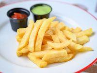 Ración de papas fritas