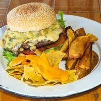 Burger ranchera