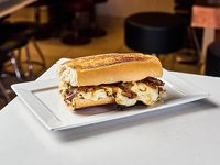 Sándwich de lomo gallego