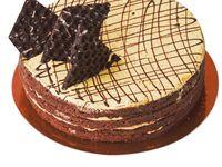 Torta Capas de Avellanas