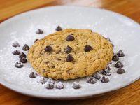 Cookies con chispas de chocolate belga