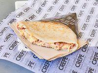 S1 - Crepe con jamón y queso