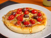 Pizzeta napolitana individual