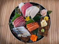 Sashimi moriawase Take