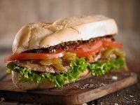 Sándwich de bondiola premium