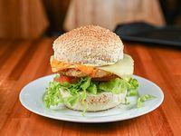 Hamburguesa Clásica al pan