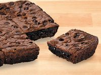 Double Chocolate Chip Brownie (9 porciones)