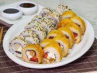 Promo - 20 piezas (roll frío + roll caliente)