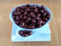 Almendras bañadas en chocolate