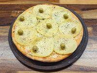 Pizza provoleta