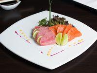 Sashimi del chef ( 9 cortes)