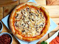 PizzaPollo E Funghi
