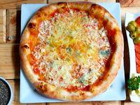 Pizza4 Quesos