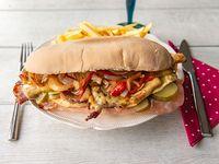 Sándwich de bondiola Parada 5